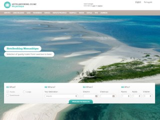 Hotelbooking Mozambique