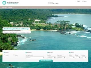 Hotelbooking São Tomé and Príncipe
